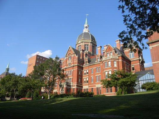 جامعة جونز هوبكنز | Johns Hopkins University | أمريكا - قدم الان
