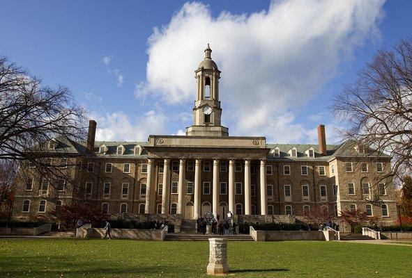 جامعة ولاية بنسلفانيا Pennsylvania State University أمريكا قدم الان