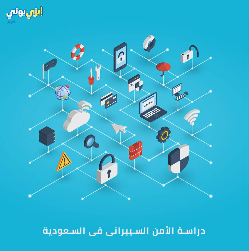 جامعات الأمن السيبراني في السعودية
